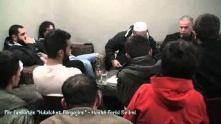 """Për fushatën """"Ndalohet Përgojimi"""" - Hoxhë Ferid Selimi"""