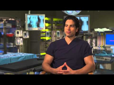Night Shift: Adam Rodriguez Official Interview