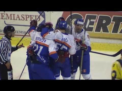 HC Stadion Litoměřice - HC Slovan Ústí n.L. 5:4