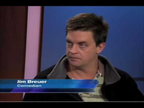 wgn news - Jim Breuer does Joe Pesci. Jim Breuer does Robert DeNiro. Jim Breuer tells of his days on Saturday Night Live. And what's the REAL story behind Goat Boy? Goo...