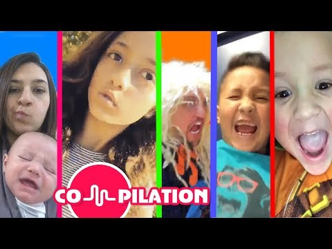 FUNnel Vision, Doh Much Fun, FGTEEV Lip Singing Compilation: Cute & Funny Short Music Video Clips (видео)