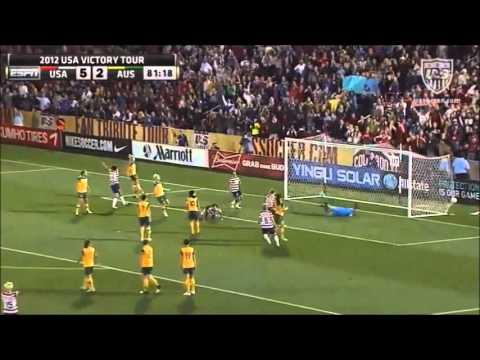Sydney Leroux -  Shine (видео)