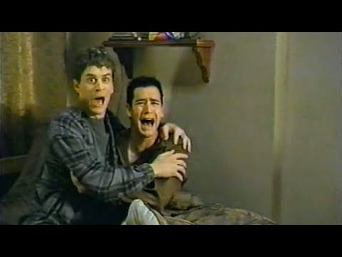 Dead Man On Campus - 1998 Movie Trailer / TV Spot (Mark-Paul Gosselaar, Tom Everett Scott)