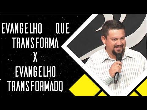 15/04/2018 - Evangelho que Transforma x Evangelho Transformado - Profeta Paulo Ricardo