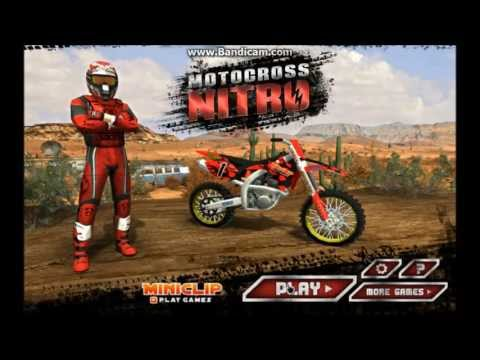 How To Demoralize Ur Opponent In Motocross Nitro