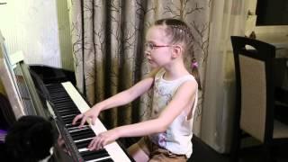 Песня 404 (cover Время и Стекло) Виктория Викторовна 7 лет