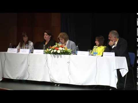 Συζήτηση B μέρους - Συνέδριο 2015