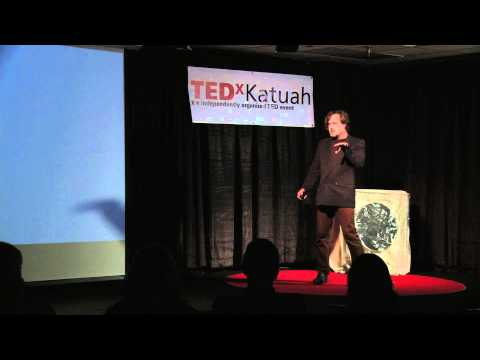 TEDxKatuah - Jimmy O'Neal - The Artistic Journey Of Discovery