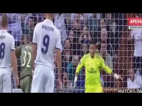 Real Madrid vs Legia Warsaw 5:1   All Goals & Extended Highlights   UCL 18 10 2016 HD