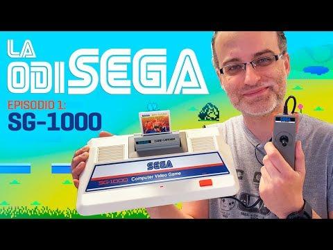 Unboxing de SG-1000, ¡la primera consola SEGA! - La OdiSEGA ep. 1