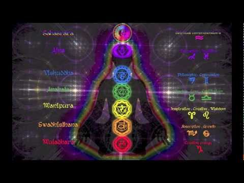 Chakra Healing / Open Up Chakras Binaural Beat Meditation