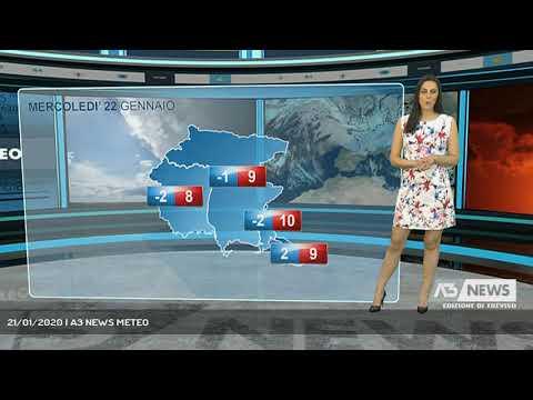 21/01/2020 | A3 NEWS METEO