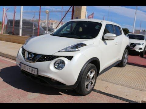 See video Nissan JUKE 1.6 XTRONIC 4X2 AUTO