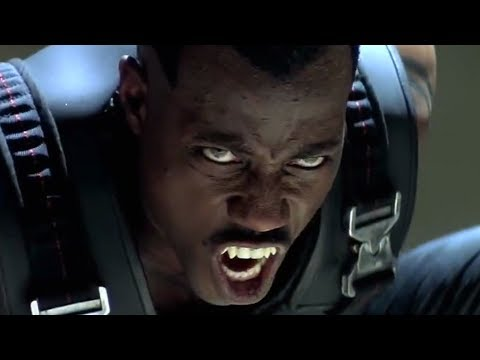 The Real Reason Marvel Didn't Bring Back Snipes For Blade
