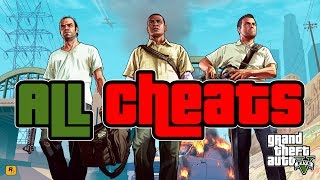 gta 5 cheats - Grand Theft Auto 5 Cheats