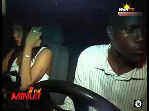 Vidéo : Il fait monter une «djin» dans son véhicule (Regardez) Attention âme sensible s'abstenir