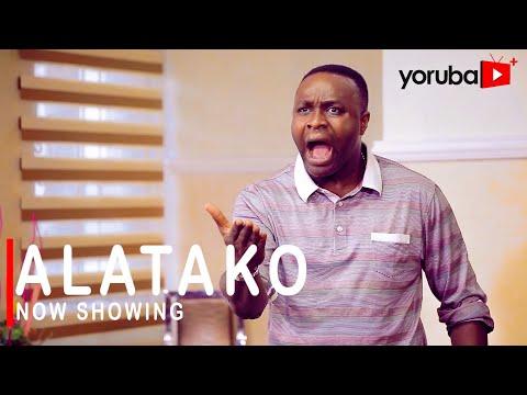 Alatako Latest Yoruba Movie 2021 Drama Starring Femi Adebayo   Fathia Balogun   Bukola Makinwa
