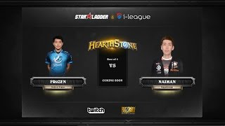 Naiman vs Fr0zen, game 1