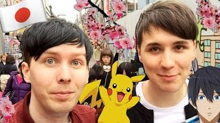 Goto Japan  city images : A Day in the Life of Dan and Phil in JAPAN!