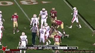Devonta Freeman vs Auburn (2013)