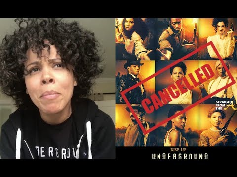 WGN Cancelled Underground!!! Amirah Vann Responds to News + Sends Message to Fans #UndergroundWGN