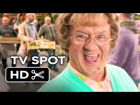 Mrs. Brown's Boys D'Movie TV SPOT - Battle (2014) - Brendan O'Carroll Comedy HD