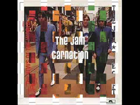 Tekst piosenki The Jam - Carnation po polsku