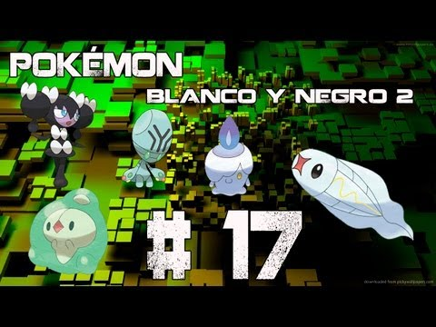 Guia/Walkthrough Pokémon Blanco y Negro 2 | Ciudad Loza ( Ruta 7 + Torre de los Cielos ) | #17