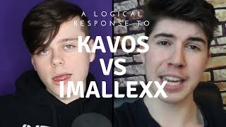 Video A Logical Look at Kavos: ImAllexx: Lies, Deception, Manipulation MP3, 3GP, MP4, WEBM, AVI, FLV November 2018