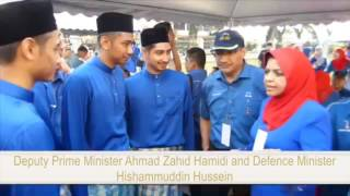 Kuala Kangsar Malaysia  city images : Malaysia's By-Elections Nomination Day at Sungai Besar and Kuala Kangsar