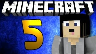 Minecraft: 5 Years On Youtube! (Fun w/ Gazzas! Trouble In Mineville)