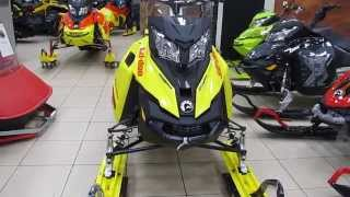 8. REVIEW   Ski Doo 2015  Summit 163 X 800 E TEC T3