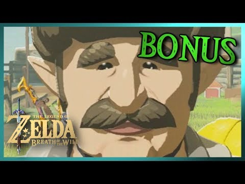 'Life After Death' - Legend of Zelda: Breath of the Wild [BONUS] (видео)
