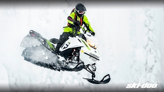 4. The REV Gen4 Platform for 2018 Summit & Freeride Sleds