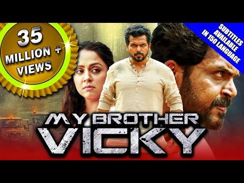 My Brother Vicky (Thambi) 2020 New Released Hindi Dubbed Movie | Karthi, Jyothika, Sathyaraj