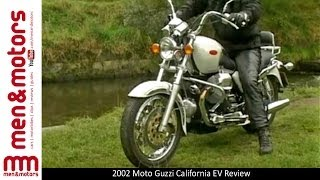 9. 2002 Moto Guzzi California EV Review