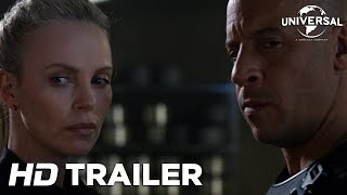 Nonton Fast & Furious 8 Official Trailer 1 (Universal Pictures) HD Film Subtitle Indonesia Streaming Movie Download