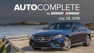 AutoComplete for July 28, 2016: Consumer groups call for Mercedes to pump the brakes on 'Drive Pi… by Roadshow