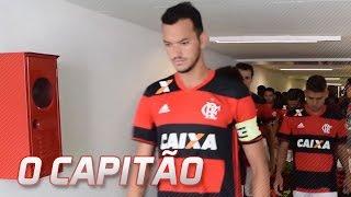 Se liga na Fla TV nessa entrevista exclusiva com o novo capitão do Mais Querido. --------------- Seja sócio-torcedor do Flamengo: http://bit.ly/1QtIgYl -----...