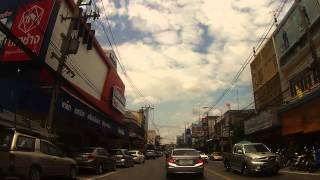Nakhon Sawan Thailand  City new picture : A Tour of Nakhon Sawan in a Tuk Tuk