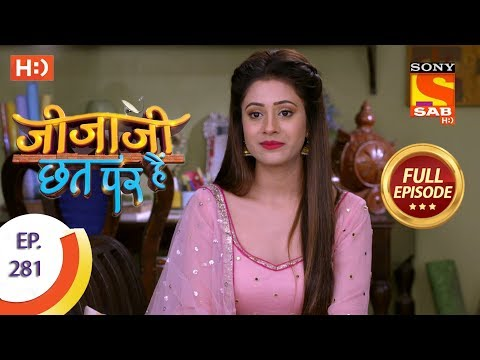 Jijaji Chhat Per Hai - Ep 281 - Full Episode - 31st January, 2019