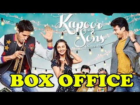 Box Office: Kapoor & Sons First Day Opening