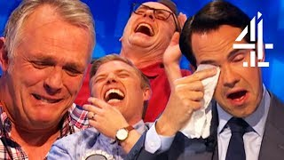 Video LITERAL CRY LAUGHING After Greg Davies' AWFUL Impression | 8 Out Of 10 Cats Does Countdown Best Bits MP3, 3GP, MP4, WEBM, AVI, FLV Agustus 2019