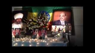 Ethiopians In Toronto Mourn Passing Away Of Prime Minister Meles Zenawi