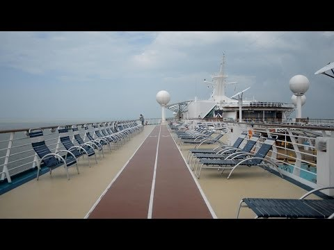Mariner of the Seas Ship Tour