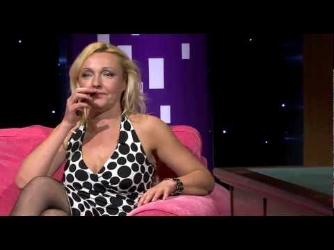 Tuomas Enbuske Talk Show - Jakso 34 - Vieraana Mari Perankoski tekijä: tvviisi