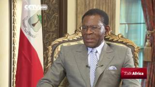 On the occasion of his inauguration as president of Equatorial Guinea, His Excellency President Teodoro Obiang spoke...