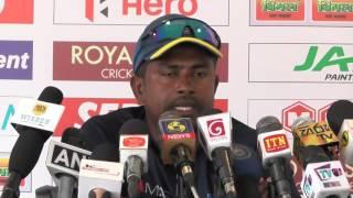 India tour of Sri Lanka 2017 - 1st Test - Pre Test Press Conference.