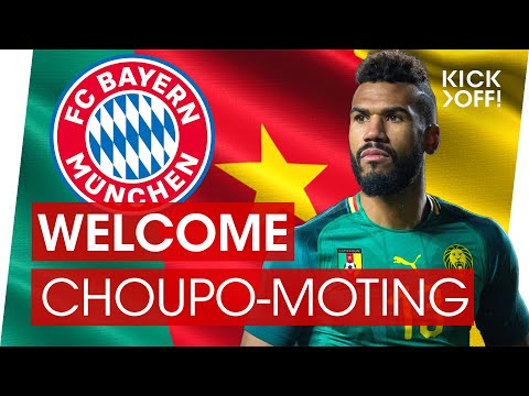 New PSG Signing Choupo-Moting: Germany Or Cameroon? | Roots Choupo-Moting