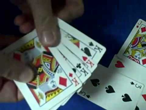 cardtrickteacher - Amazing card trick revealed in this tutorial. It does use gimmick cards , but the effect is incredible.